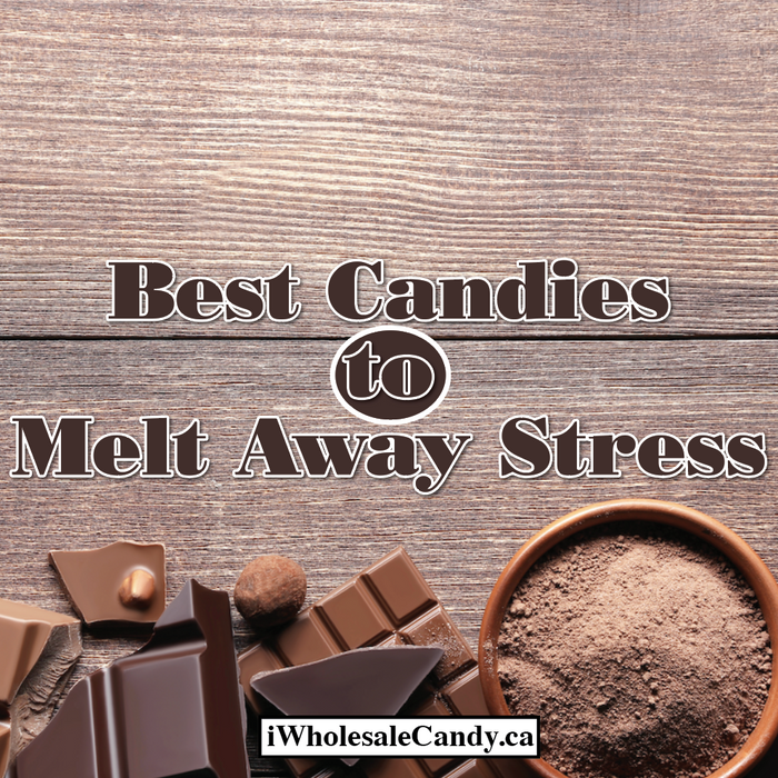 Best Candies to Melt Away Stress