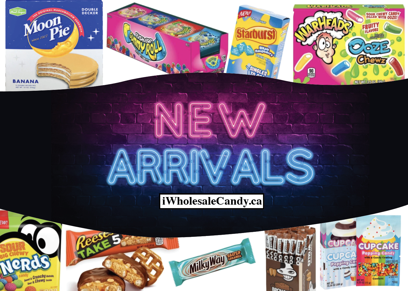 New year arrivals you MUST carry!