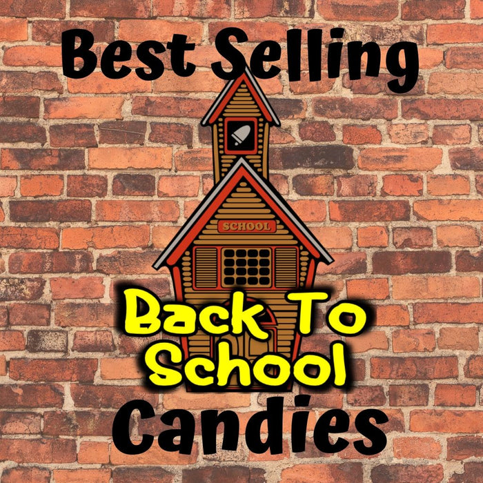 Best Selling Back to School Candies at Wholesale Prices