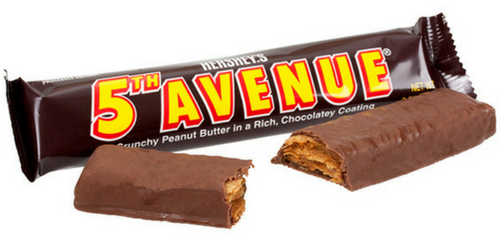 5th Avenue American Chocolate Bars Wholesale Candy Canada