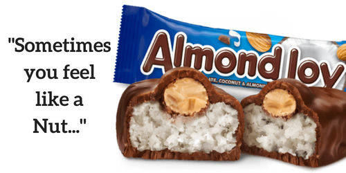Almond Joy American Chocolate Bars Wholesale Candy Canada