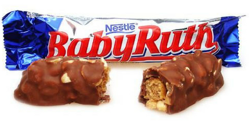 Baby Ruth American Chocolate Bars Wholesale Candy Canada