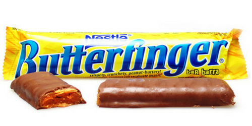 Butterfinger American Chocolate Bars Wholesale Candy Canada