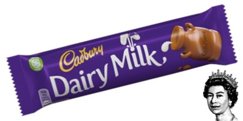 Cadbury Dairy Milk Chocolare Bars-British Candy and Confectionery