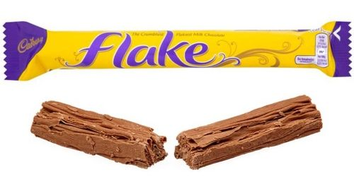 Cadbury Flake Bars British Candy