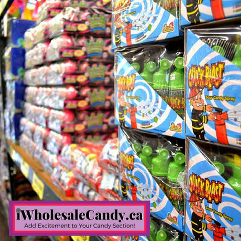 Candy Wholesalers in Canada