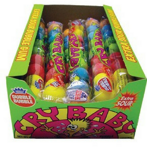 Cry Baby Bubble Gum