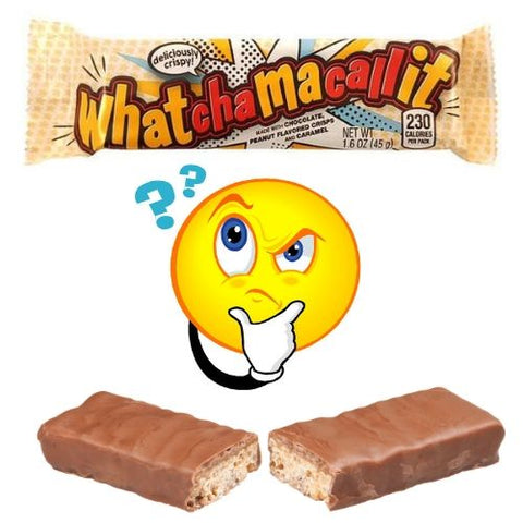 Hershey's Whatchamacallit American Candy Bars-Best Selling Back to School Candy-iWholesaleCandy.ca