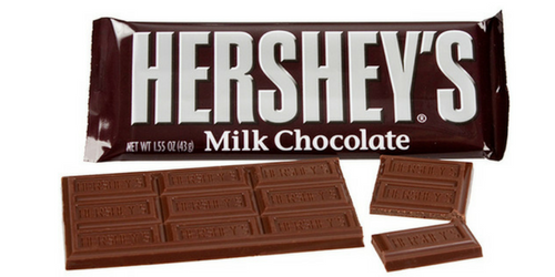 Hershey's Milk Chocolate Bar-Candy Wholesale Canada