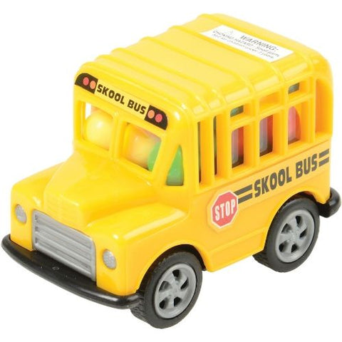 Kidsmania Skool Bus-Best Selling Back to School Candies-iWholesaleCandy.ca