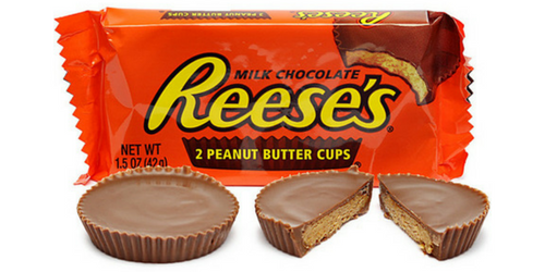 Reese's Peanut Butter Cups American Chocolate Bars Wholesale Candy Canada