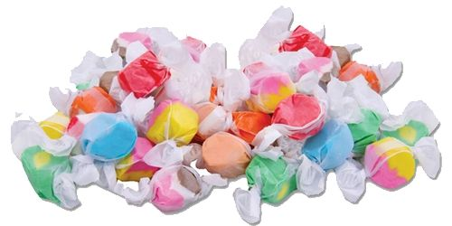 Salt Water Taffy-Old Fashioned Candy at Wholesale Prices