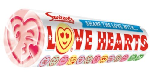 Swizzels Love Hearts British Candy