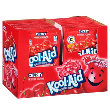 Kool-Aid Drink Mix Cherry-48 CT