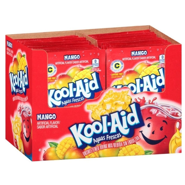 Kool-Aid Drink Mix Mango-48 CT