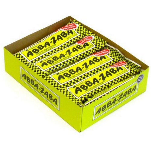 Abba-Zaba Retro Candy Bars Wholesale Candy