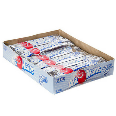 AirHeads Candy White Mystery Taffy Bars 36CT-Retro Candy Toronto