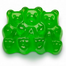 Albanese Green Apple Gummi Bears Bulk Candy Toronto