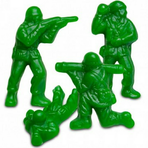 Albanese Gummi Army Guys Gummy Candy