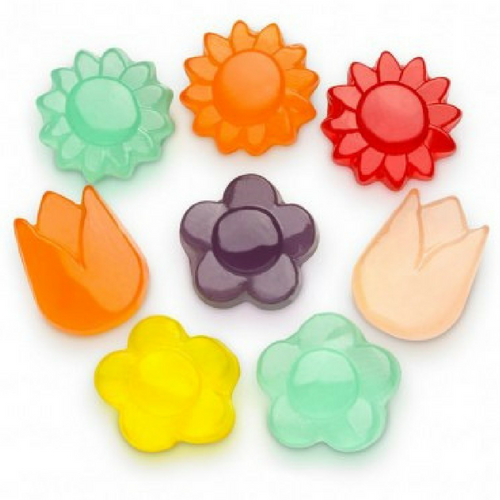 Albanese Gummi Awesome Blossoms Gummy Candy