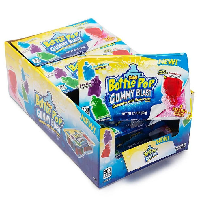 Baby Bottle Pop Gummy Blast 59g - 9CT