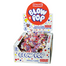 Charms Blow Pop Cherry Lollipops filled with Bubblegum 48CT