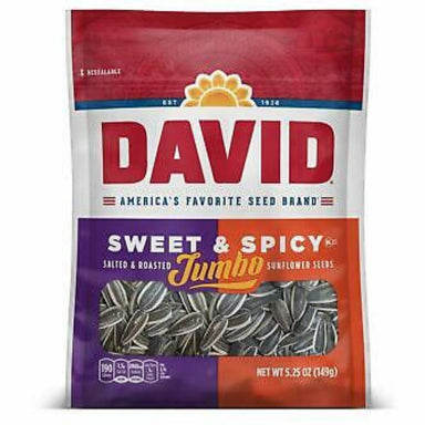 David Sweet & Spicy Jumbo Sunflower Seeds | iWholesaleCandy.ca
