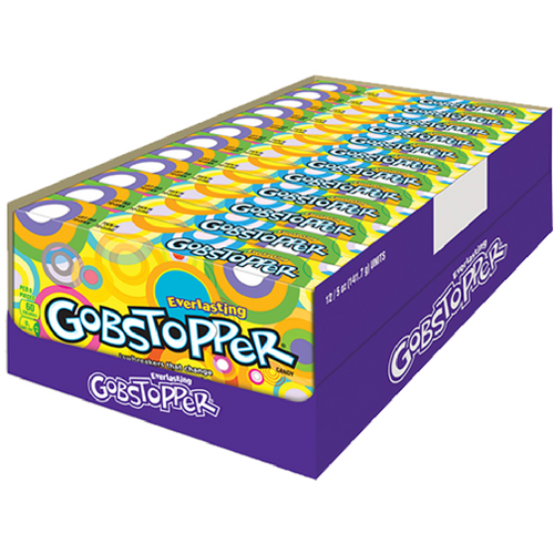 Everlasting Gobstopper Jawbreakers Theater Box Retro Candy