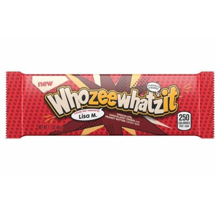 Hershey's Whozeewhatzit Chocolate Candy Bar  - 1.7 oz.