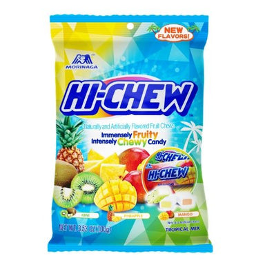 Hi-Chew Tropical Fruit Chews Candies-Japanese Candy