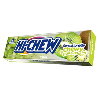 Hi-Chew Kiwi Fruit Chews Wholesale Candy