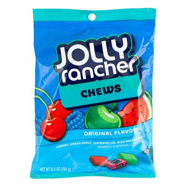 Jolly Rancher Chews Original Flavors Candy-12 CT
