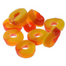 Kervan Gummi Peach Rings Bulk Candy-Halal Candies
