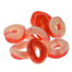 Kervan Gummi Strawberry Rings Bulk Candy-Halal Candies