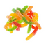 Kervan Sour Gummi Worms Bulk Candy-Halal Candies