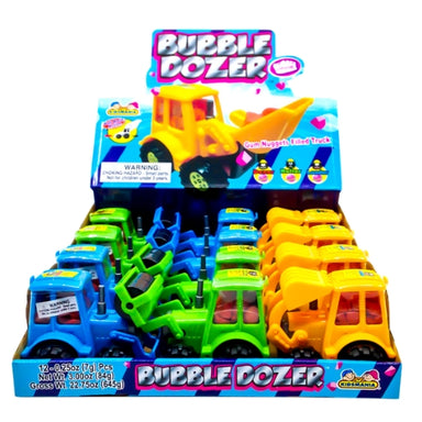 Kidsmania Bubble Dozer with Bubble Gum-Wholesale Candy