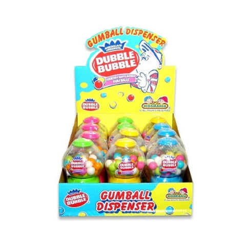 Kidsmania Dubble Bubble Mini Gumball Machine-Wholesale Candy Toronto