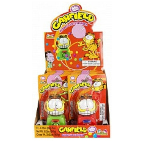 Kidsmania Garfield Bubblegum Dispensers-Wholesale Candy