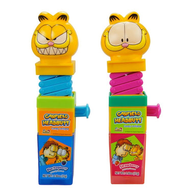 Kidsmania Garfield Head Butt 0.6oz - 12CT