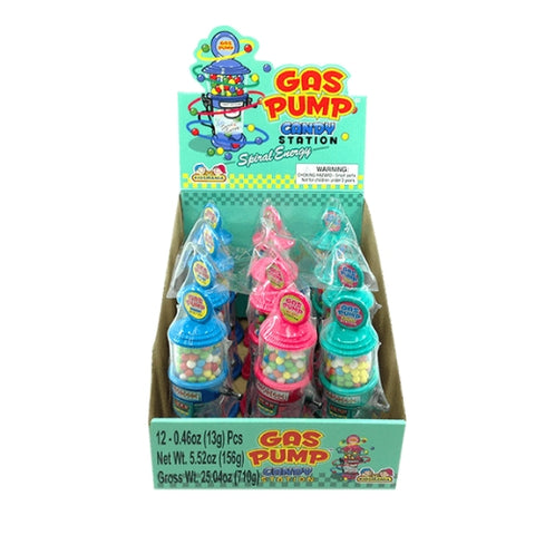 Kidsmania Gas Pump Candy Station-Wholesale Candy Toronto