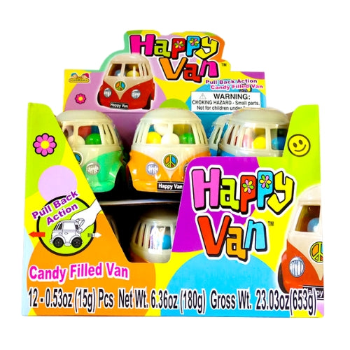 Kidsmania Happy Van Wholesale Candy Toronto