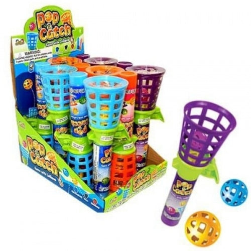Kidsmania Pop & Catch Game with Lollipop Wholesale Candy Toronto