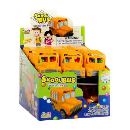 Kidsmania Skool Bus Wholesale Candy