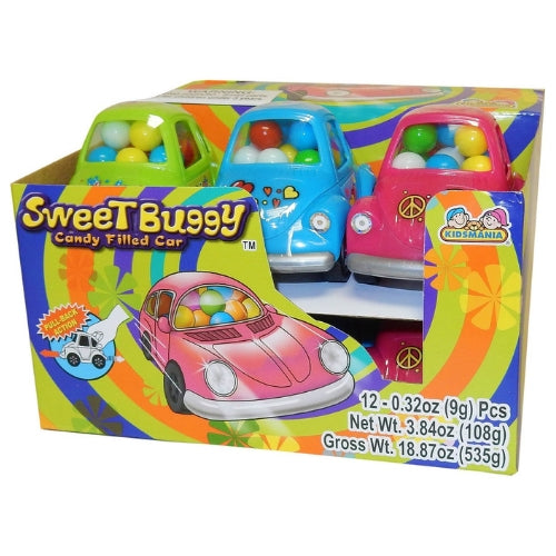 Kidsmania Sweet Buggy Wholesale Candy Mississauga