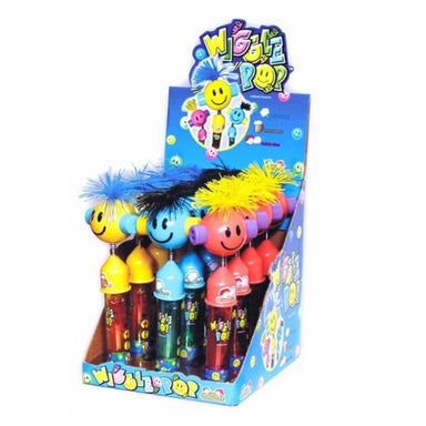 Kidsmania Wiggle Pop Wholesale Candy