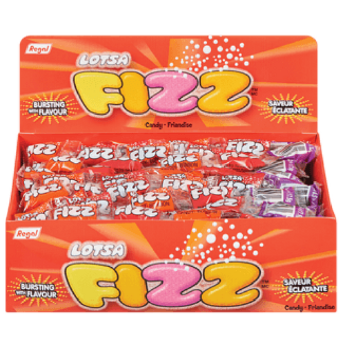 Lotsa Fizz Retro Candy-i Wholesale Candy Canada