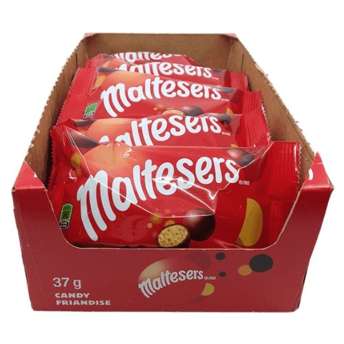 Maltesers Malt Balls Chocolate Candy-15 Count
