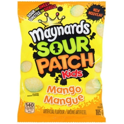 Sour Patch Kids Mango Candy-12 CT