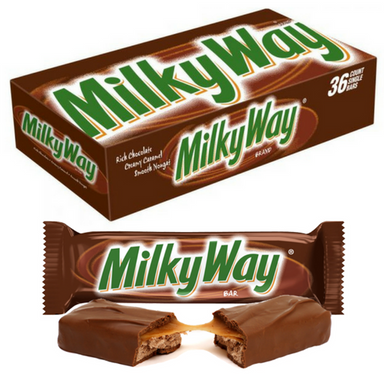 Milky Way Chocolate Bars-Wholesale Candy Canada