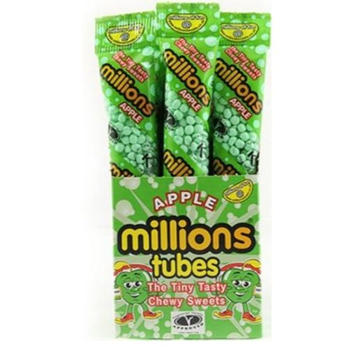 Millions Apple Tubes UK-12 CT
